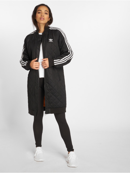adidas originals Cazadora bomber Originals Long Bomber negro