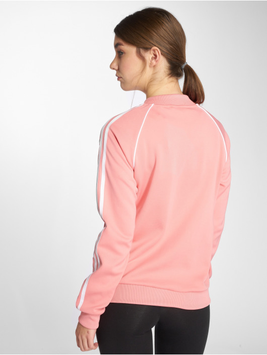 adidas originals Chaqueta de entretiempo Sst Tt Transition rosa