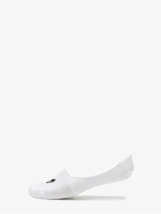 adidas originals Chaussettes No Show blanc