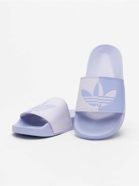 adidas Originals Claquettes & Sandales Adilette Lite W pourpre