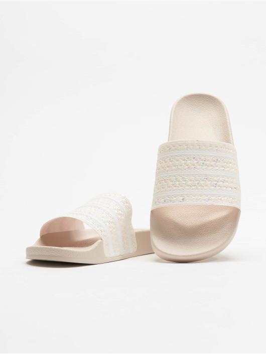 watch aed93 73955 adidas originals Claquettes   Sandales Adilette rose  adidas originals  Claquettes   Sandales Adilette ...