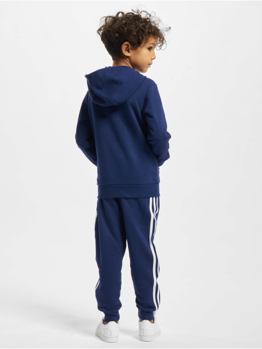 adidas Originals Dresser Hoodie blå