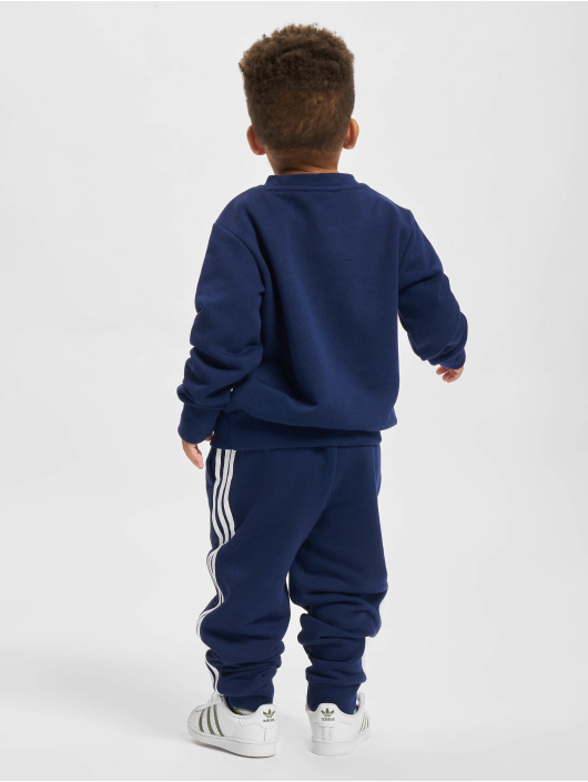 adidas Originals Dresser Crew blå