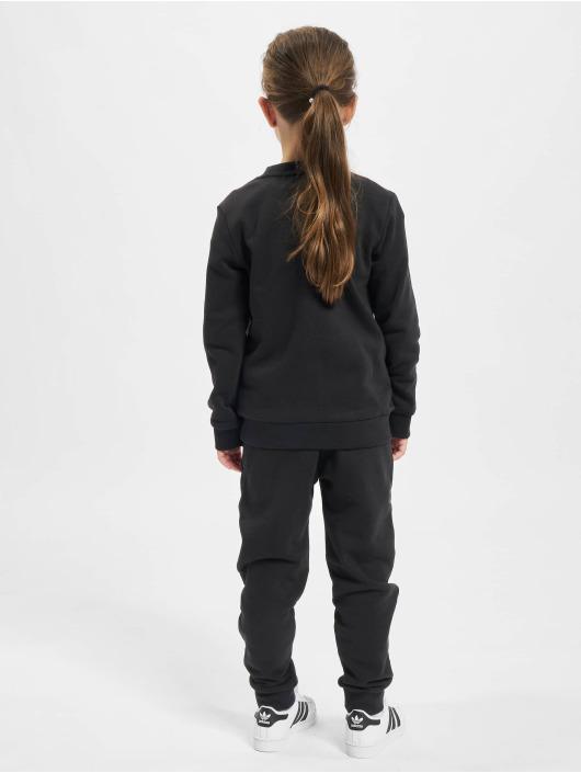 adidas Originals Dresy Crew czarny