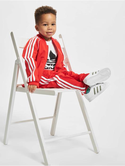 adidas Originals Dresy Originals czerwony