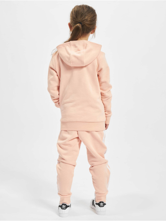 adidas Originals Dresy Hoodie pomaranczowy