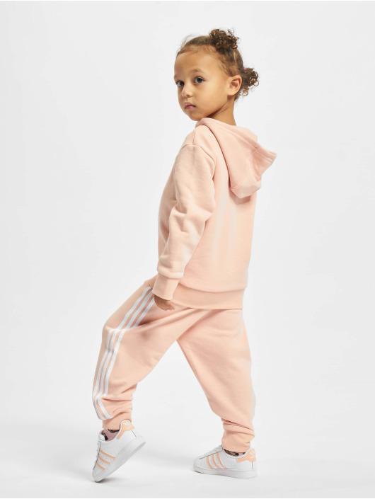 adidas Originals Dresy Originals rózowy