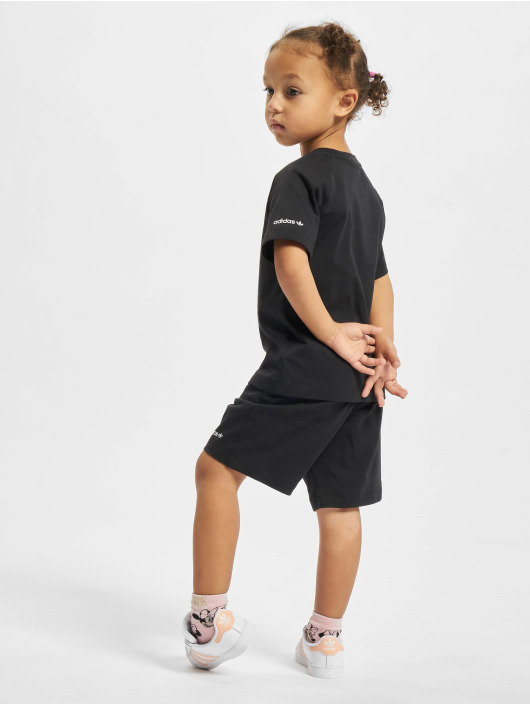 adidas Originals Ensemble & Survêtement Short Tee noir