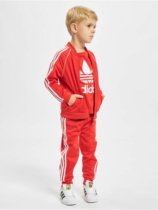 adidas Originals Ensemble & Survêtement Originals rouge
