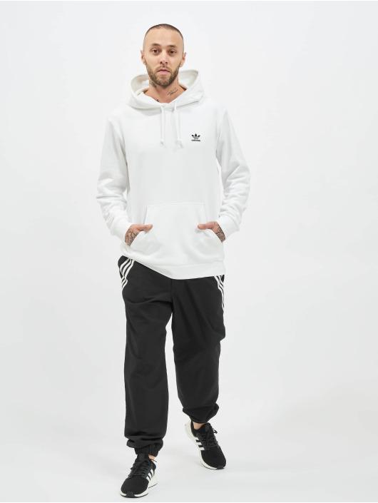 adidas Originals Felpa con cappuccio Essential bianco