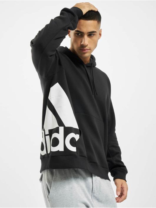 adidas Originals Felpa con cappuccio Mh Boxbos nero
