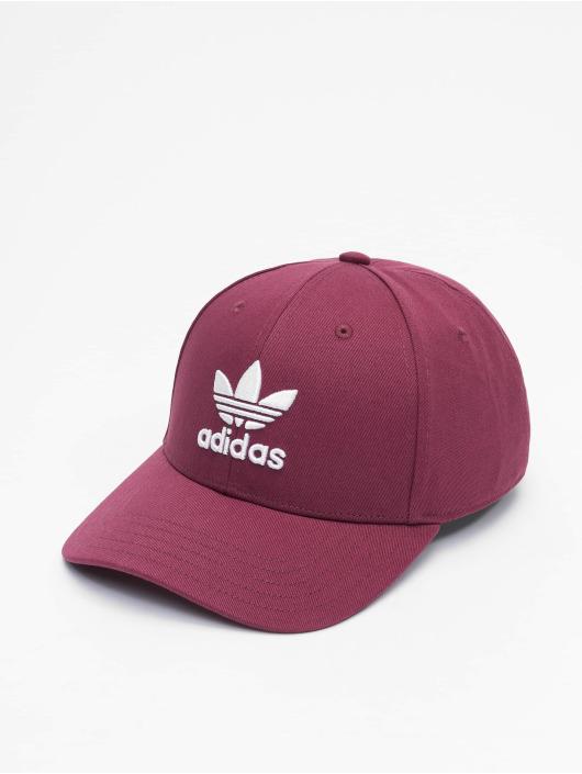adidas Originals Fitted Cap Baseball Class Trefoil rot