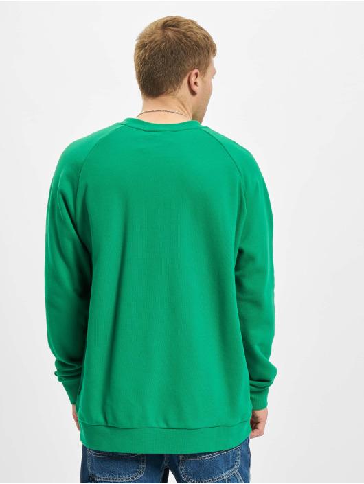 adidas Originals Gensre Trefoil Crew grøn