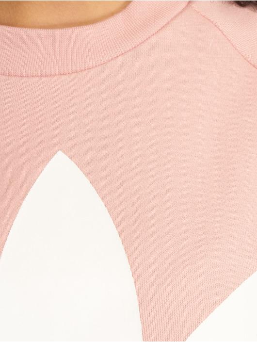 adidas originals Gensre Oversized Sweat rosa