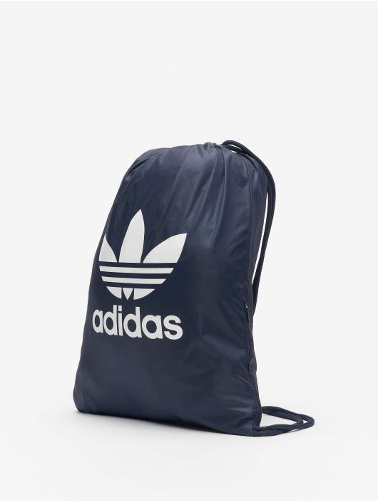 adidas originals Gymnastikpose Trefoil blå