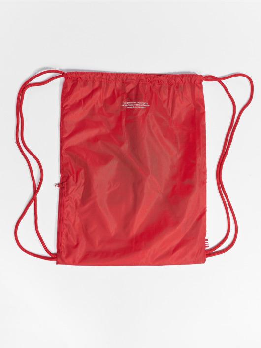 adidas originals Gymnastikpose Trefoil rød