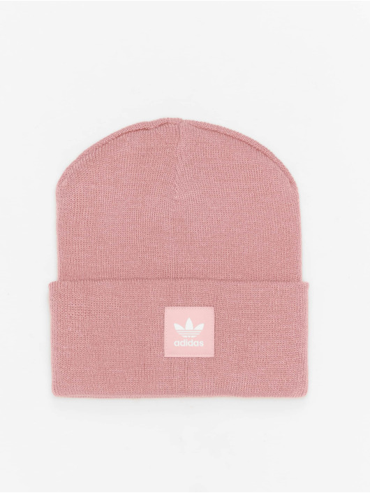 adidas Originals Hat-1 Adicolor Cuff Knit rose