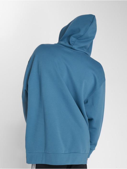 adidas originals Hettegensre Tref Over Hood blå