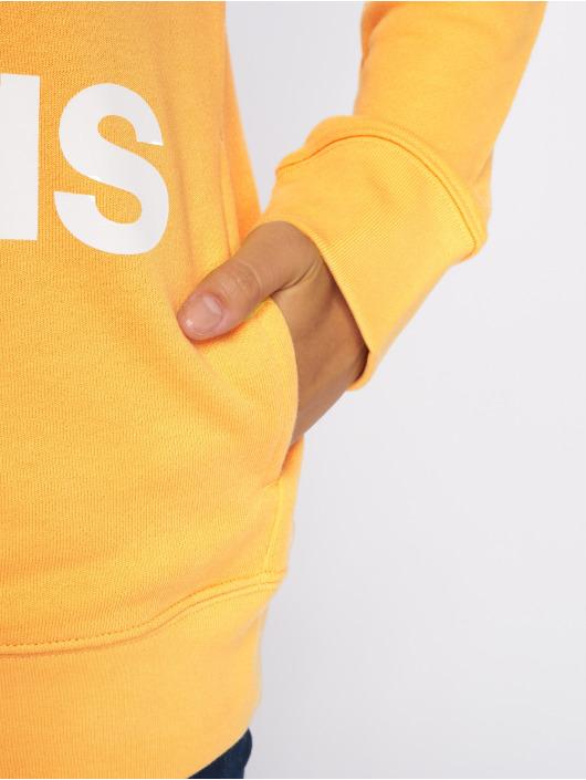 adidas originals Hettegensre Trefoil oransje
