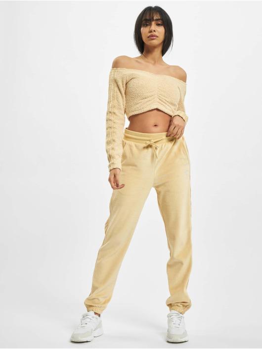 adidas Originals Hihattomat paidat Crop beige