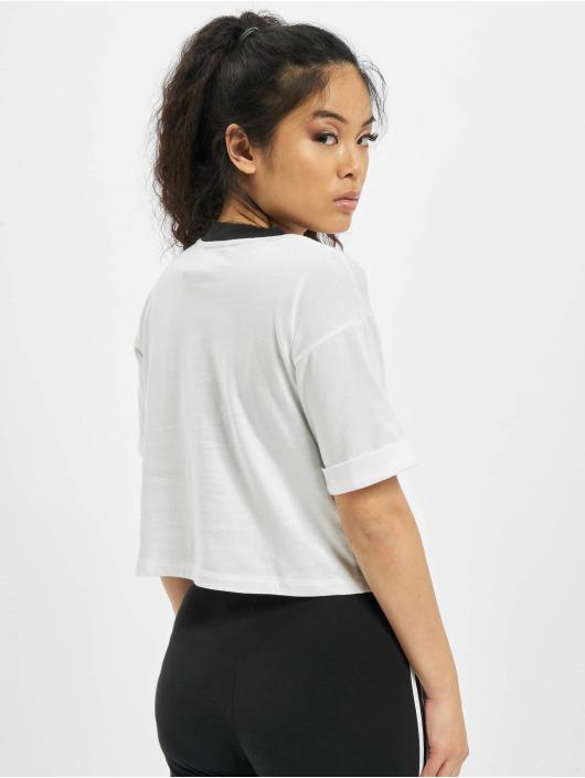 adidas Originals Hihattomat paidat Crop valkoinen