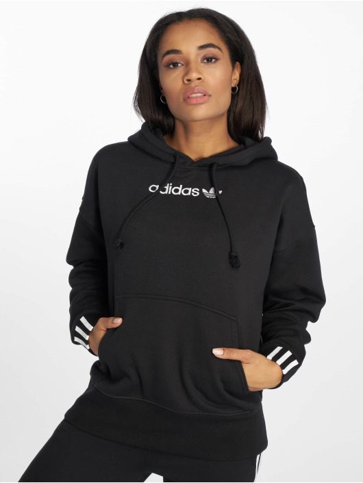 adidas originals Hoodie Coeeze black