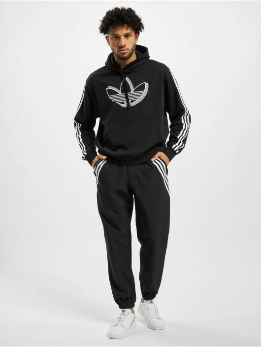 adidas Originals Hoodie Shadow Trefoil black