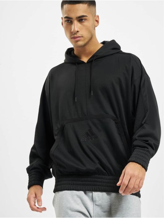 adidas Originals Hoodie Cross Up 365 black