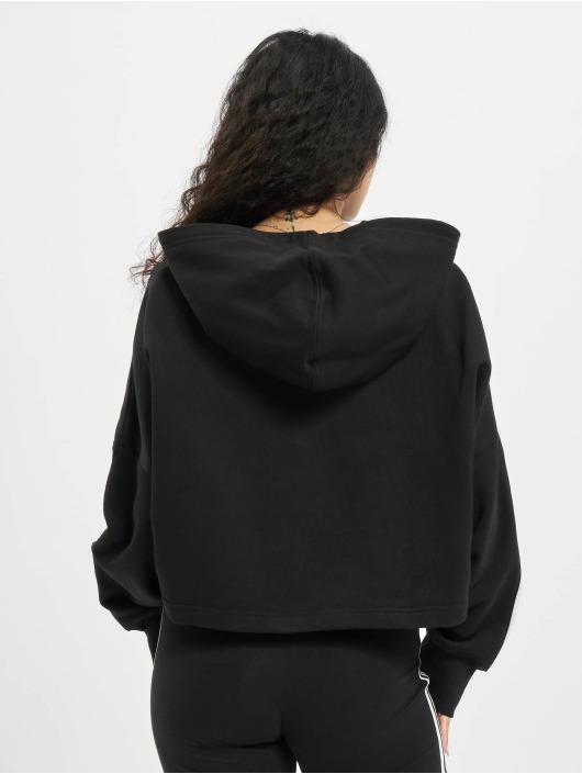adidas Originals Hoodie Cropped black