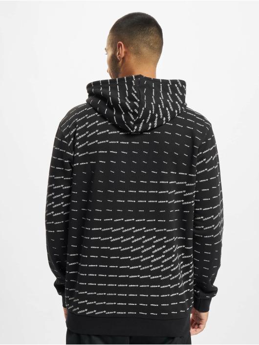 adidas Originals Hoodie Mono black