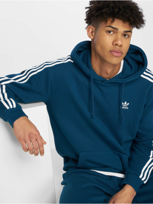 adidas originals Hoodie Monogram blue