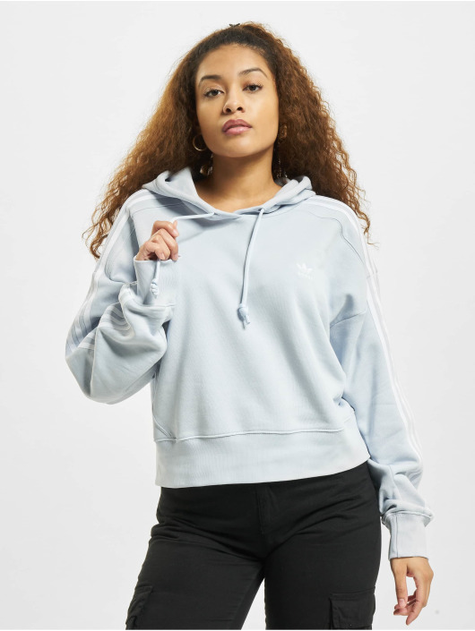 adidas Originals Hoodie Short blue