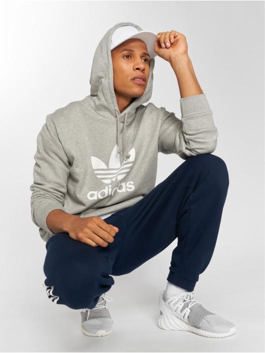 adidas Originals Hoodie Trefoil gray