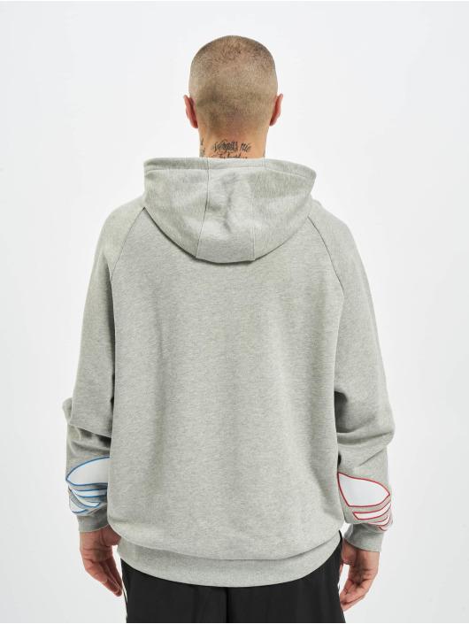 adidas Originals Hoodie Tricolor grey
