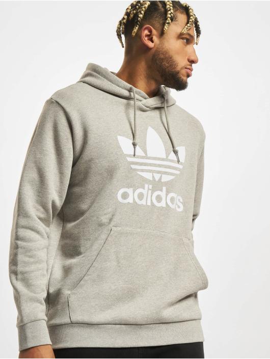 adidas Originals Hoodie Trefoil grey