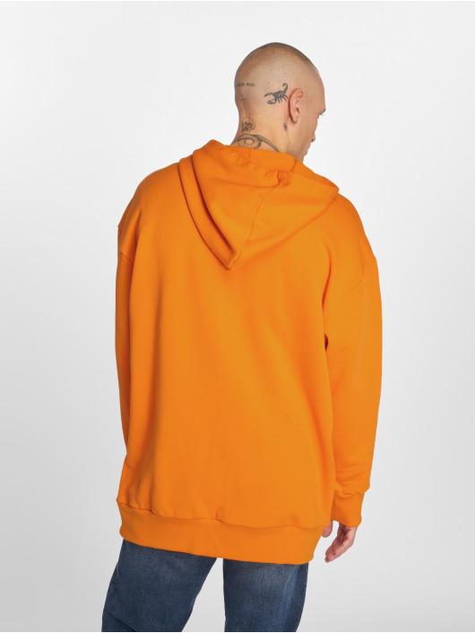adidas originals Hoodie Tref Over Hood orange