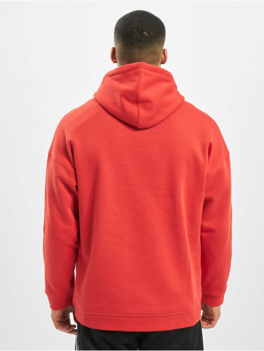 adidas Originals Hoodie Tech red