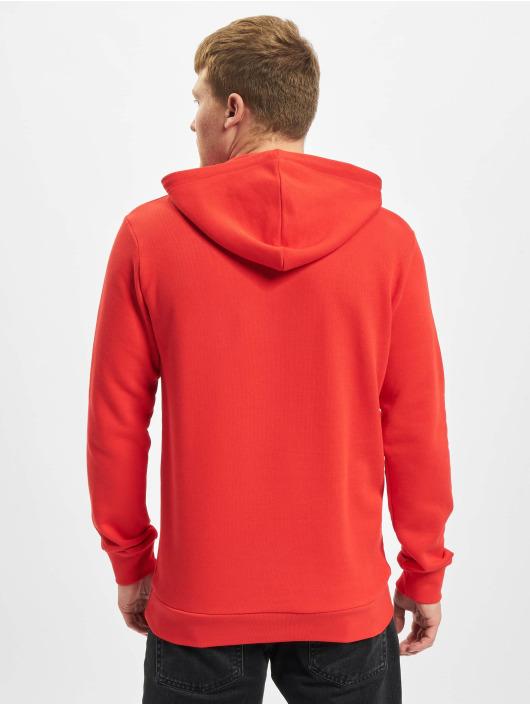 adidas Originals Hoodie Trefoil red