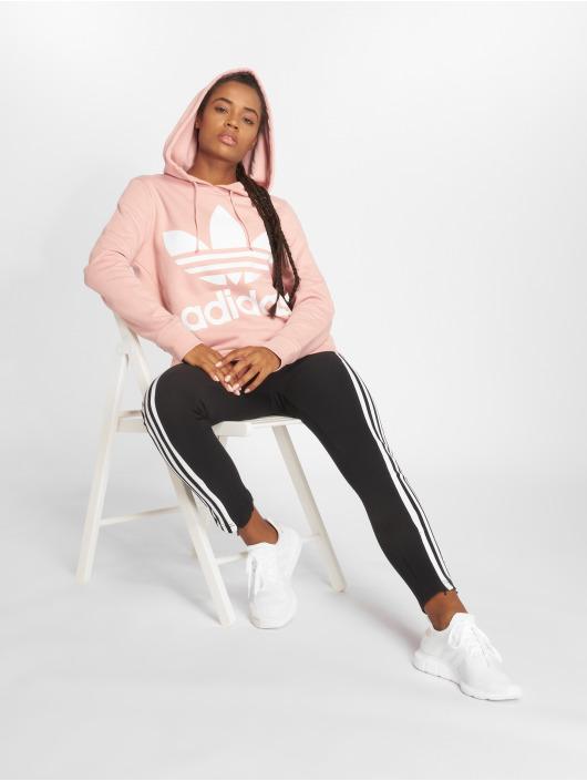adidas originals Hoodie Trefoil rose