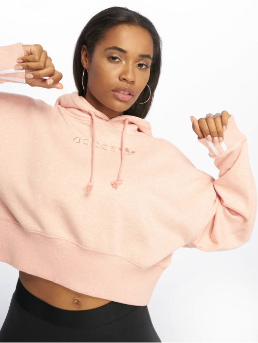adidas Originals Hoodie Coeeze rose
