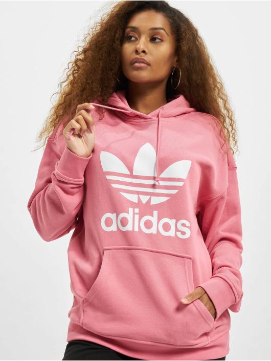 adidas Originals Hoodie TRF rose