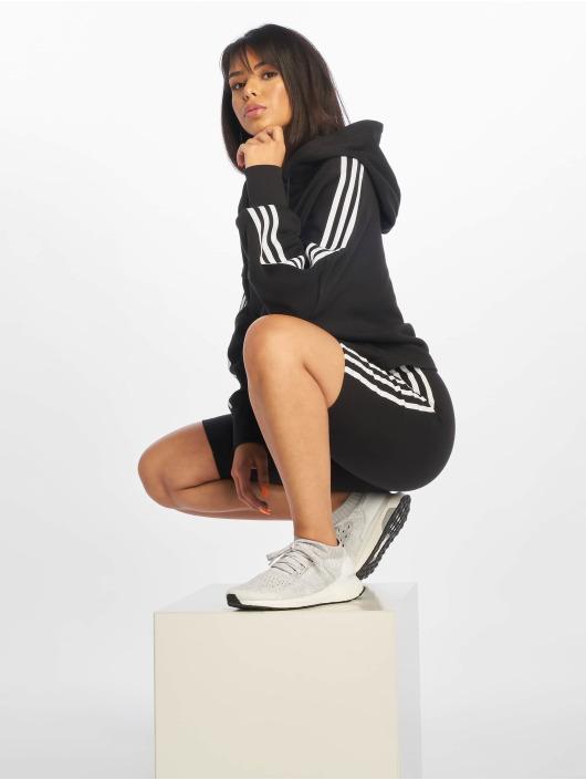adidas Originals Hoodie Cropped svart