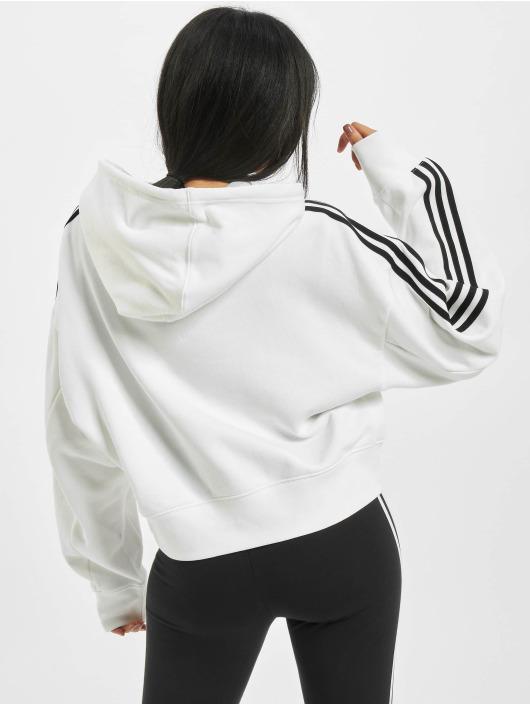 adidas Originals Hoodie Short white