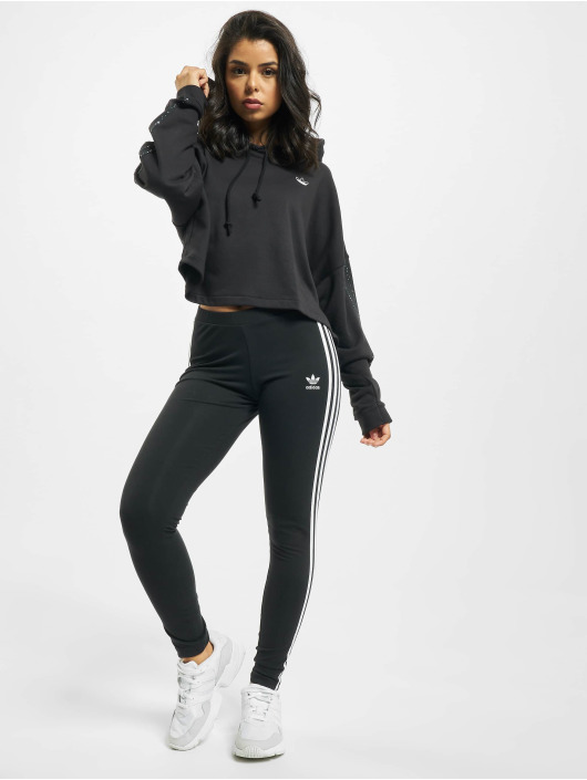 adidas Originals Hoodies BB CP čern