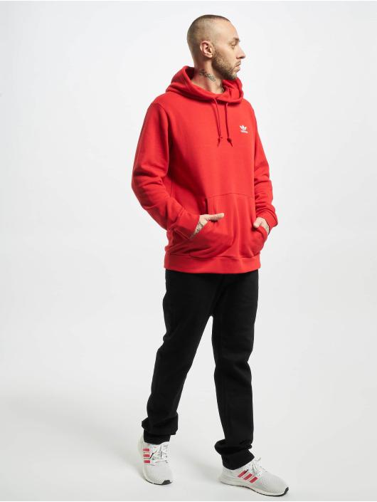 adidas Originals Hoodies Essential červený
