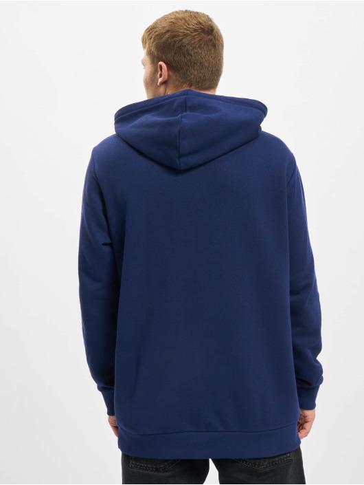 adidas Originals Hoodies Trefoil blå