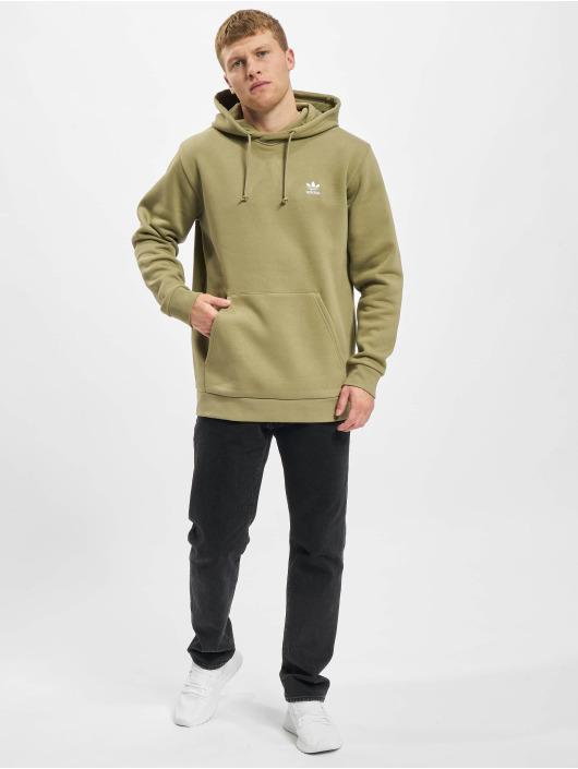 adidas Originals Hoodies Essential olivový