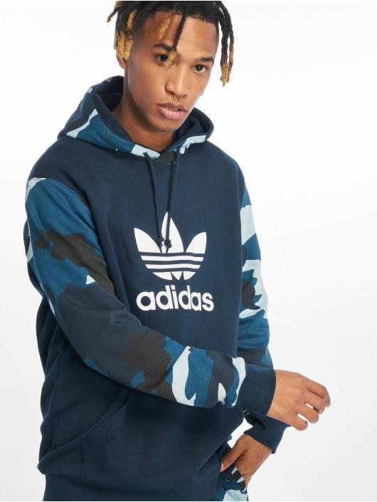 adidas originals Hoody Camo OTH blau