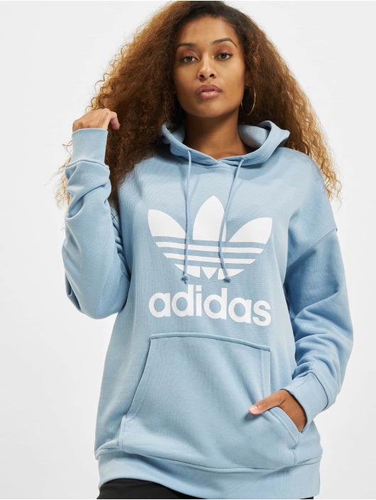 adidas Originals Hoody TRF blau