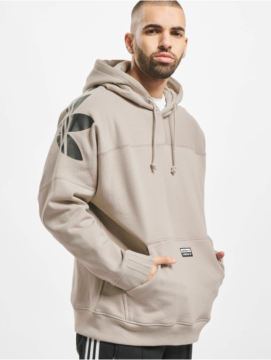 adidas Originals Hoody R.Y.V. Lit braun